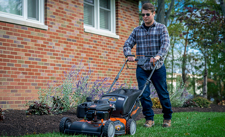 best rear wheel drive lawn mowers