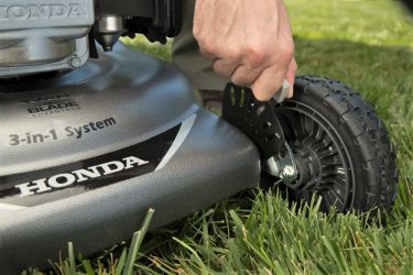 A Detail Process Of Adjusting Lawn Mower Height