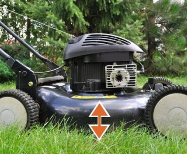 How To Adjust Lawn Mower Height