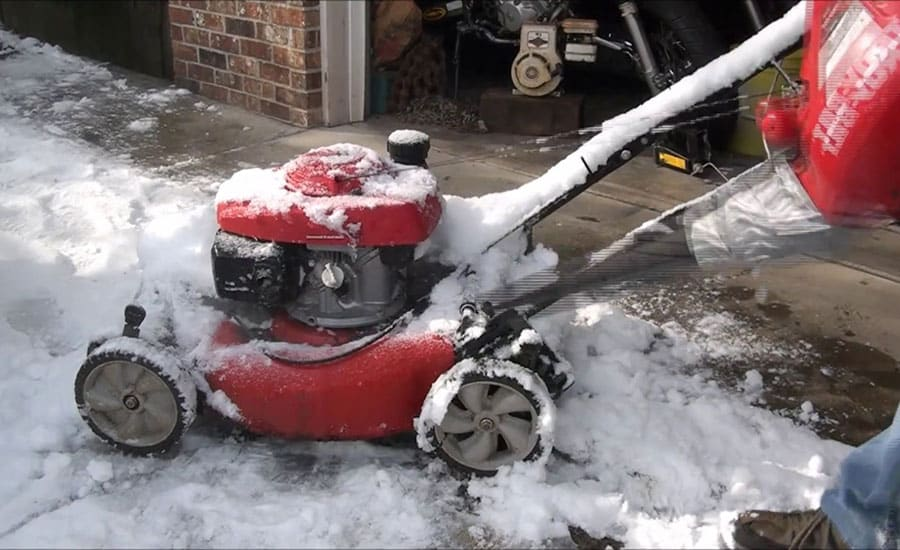 Step-By-Step How To Winterize A Lawn mower